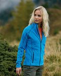 JN 596 Damen Struktur Fleece Jacke
