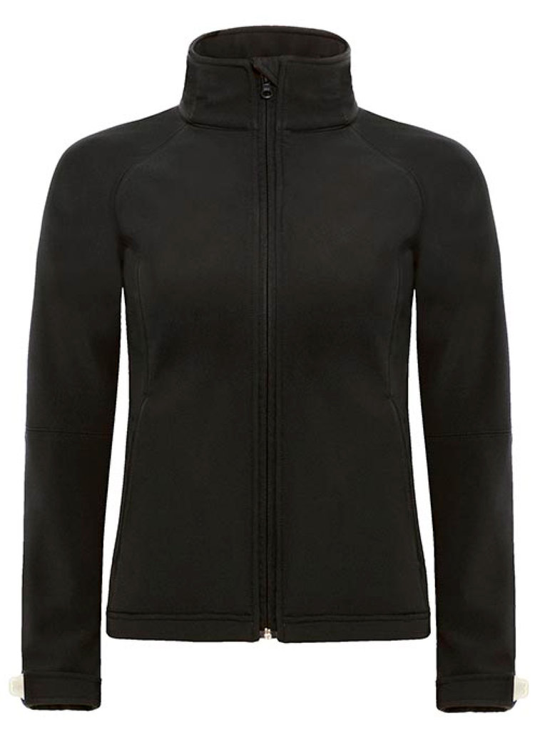 B&C | Hooded Softshell /women