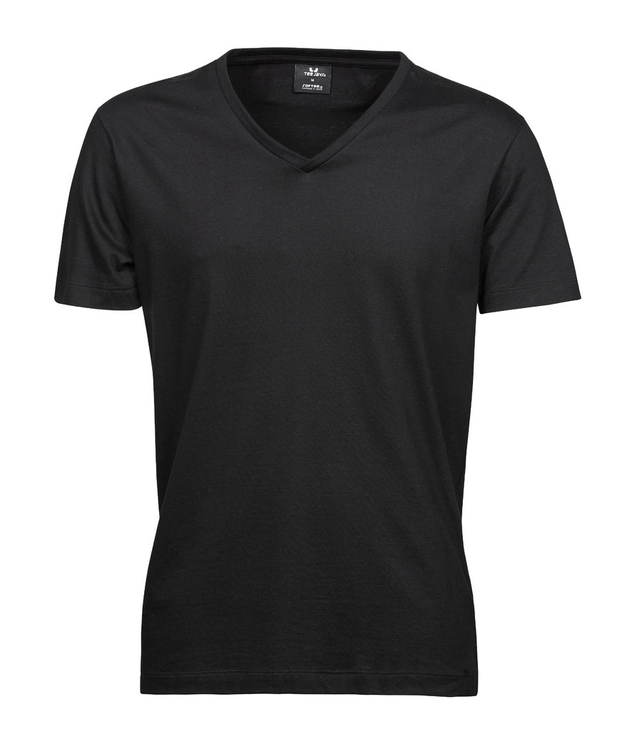 "Herren V-Neck T-Shirt ""Fashion Sof-Tee"""